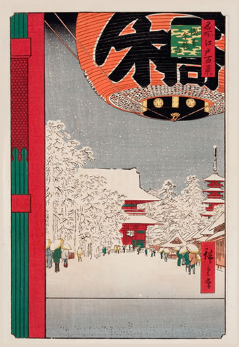 Collecting Japanese Prints