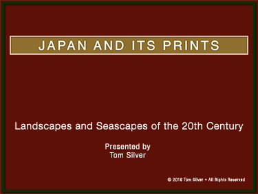 Landscapes and Seascapes of the 20th-Century